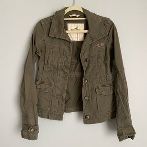 Hollister Utility Jacket